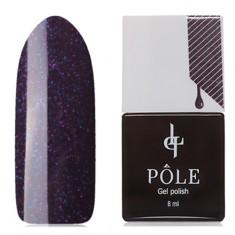 POLE, Гель-лак №020, Темный георгин