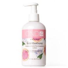 CND, Лосьон Creative Scentsations Honeysuckle & Pink Grapefruit, 245 мл CND (Creative Nail Design)