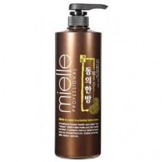 шампунь с традиционными восточными травами от выпадения волос jps mielle dong-eui traditional oriental shampoo