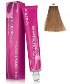 MATRIX 10N краска для волос, очень-очень светлый блондин / СОКОЛОР БЬЮТИ 90 мл