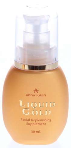 ANNA LOTAN Капли Золотые / Facial Replenishing Supplement LIQUID GOLD 30 мл