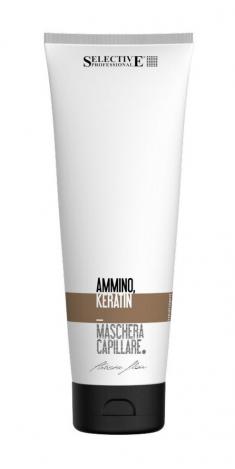 SELECTIVE PROFESSIONAL Крем-маска для сильно поврежденных волос / Ammino Keratin ARTISTIC FLAIR 300 мл