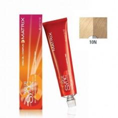 MATRIX 10N краска для волос, очень-очень светлый блондин / КОЛОР СИНК 90 мл