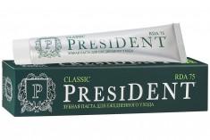 Президент Classic зубная паста 100мл N1 туба President