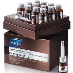 Фитосольба/Phyto Фитолоджист 15 Комплексное средство против выпадения волос 3,5 мл 12 ампул