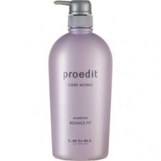 Lebel Proedit Care Works Шампунь для мягких волос Bounce Fit 700мл