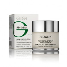 GIGI Recovery Крем успокаивающий от покраснений и отечности 50мл