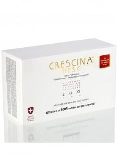 Crescina Комплекс 200 для мужчин Лосьон для стимуляции роста волос №20 + Лосьон против выпадения волос №20 3,5 мл
