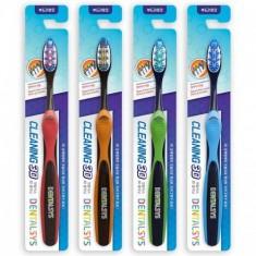 KeraSys Зубная щетка DENTALSYS Очищение 3D