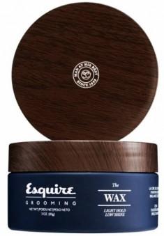 Esquire (Эсквайр) Воск для волос слабой степени фиксации, легкий блеск 85 г