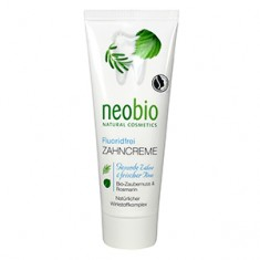 Зубная паста без фтора, 75 мл (NeoBio)