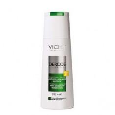 Шампунь регулирующий от перхоти для жирной кожи головы, 200 мл (Vichy)