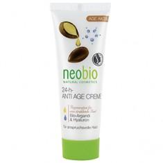 Разглаживающий крем для лица 24 часа, 50 мл (NeoBio)
