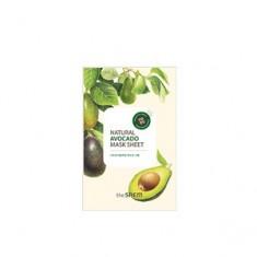 Маска с экстрактом авокадо тканевая, 21 мл (The Saem)