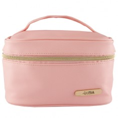 Косметичка-чемоданчик LADY PINK BASIC must have розовая