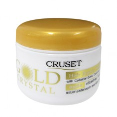 Cruset, Маска Gold сrystal, восстанавливающая, 60 мл