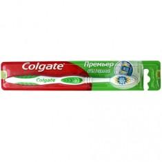 Колгейт Зубная щетка Премьер отбеливания средняя COLGATE