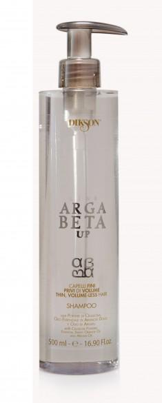 DIKSON Шампунь для тонких волос / ARGABETA UP Capelli Di Volume 500 мл