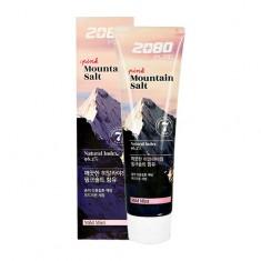 Паста зубная 2080 DENTAL CLINIC Розовая гималайская соль 120 г