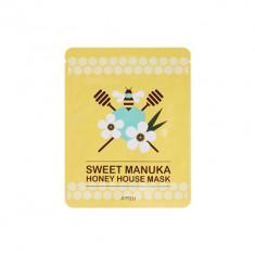Тканевая маска с медом Манука A'PIEU Sweet Manuka Honey House Mask 23гр