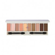 Палетка теней для глаз the SAEM Color Master Shadow Palette 01 Cool Neutral