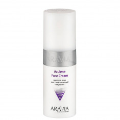 ARAVIA Крем для лица восстанавливающий с азуленом / Azulene Face Cream 150 мл