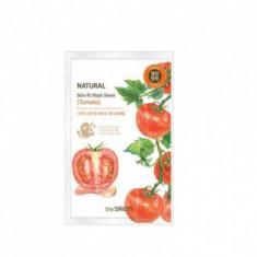 Маска тканевая томат Natural Skin Fit Mask Sheet [Tomato] 20ml THE YEON