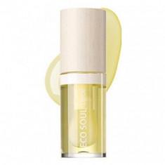 Масло для губ THE SAEM ECO SOUL Lip Oil 01 Honey 30г