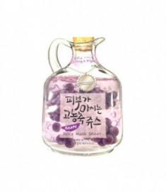 Маска тканевая фруктовая Baviphat Grape Juicy Mask Sheet Lifting & Bright  23гр