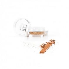 Рассыпчатые перламутровые тени Make-Up Atelier Paris PP22 золотистая бронза