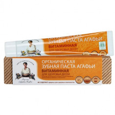 Рецепты бабушки Агафьи зубная паста Витаминная 75 мл Рецепты Бабушки Агафьи
