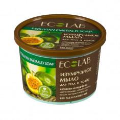 Эколаб Мыло для тела и волос Изумрудное 450 мл ECOLAB