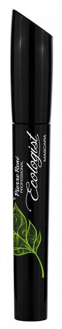 PIERRE RENE PROFESSIONAL Тушь c ухаживающими компонентами, черная / Mascara Ecologist 10 мл