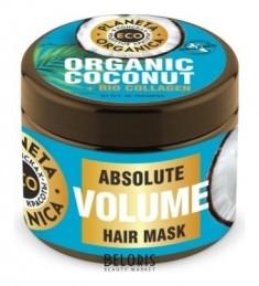 Маска для волос Planeta Organica