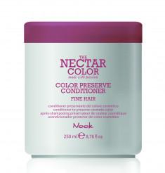 NOOK Кондиционер для ухода за тонкими окрашенными волосами / Color Preserve Conditioner - Fine Hair to preserve cosmetic color 250 мл
