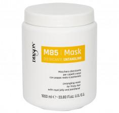 DIKSON Маска для облегчения расчёсывания пушистых волос с маточным молочком и пантенолом / MASK DISTRICANTE M85 1000 мл