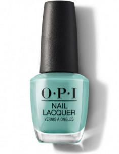 Лак для ногтей OPI CLASSIC Verde Nice to Meet You NLM84 15 мл