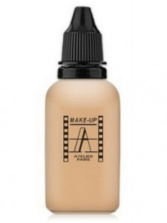 Тон-флюид водостойкий д/аэрографа Make-up-Atelier AIR2Y светло-золотистый 30 мл Make-Up Atelier Paris