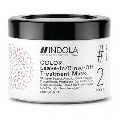 Indola, Маска для волос Color Live-in/Rinse off, 200 мл