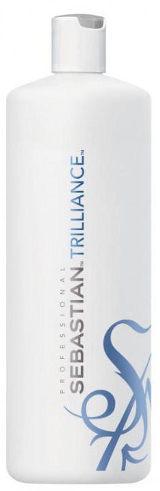 SEBASTIAN PROFESSIONAL Кондиционер с экстрактом горного хрусталя для ошеломляющего блеска волос / Trilliance FOUNDATION 1000 мл
