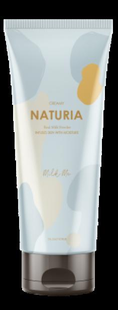 Скраб для тела МОЛОЧНЫЙ EVAS NATURIA Creamy Oil Salt Scrub Milk Me 250г