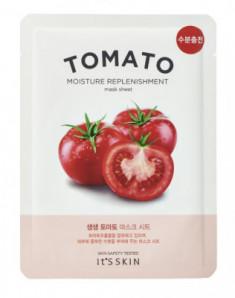 Тканевая маска для сияния кожи с томатами It's Skin The Fresh Mask Sheet Tomato 18 г It'S SKIN