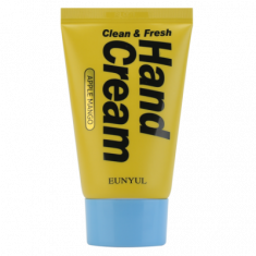 Крем для рук с манго EUNYUL CLEAN & FRESH APPLE MANGO HAND CREAM 50г