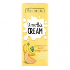 Bielenda, Крем для лица Smoothie «Пребиотик+Банан+Дыня», 50 мл